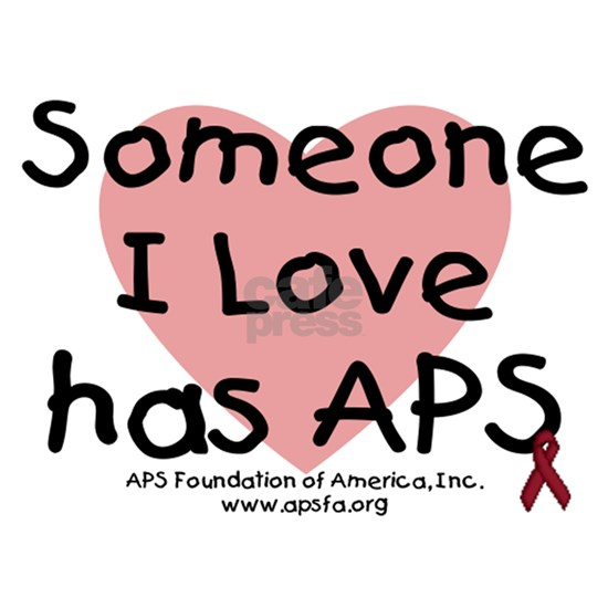 Someone I love has APS