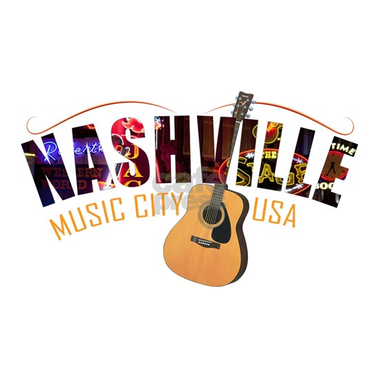Nashville TN Music City USA