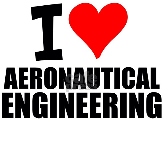 I Love Aeronautical Engineering