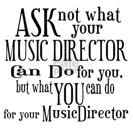 asknotmusicdirector