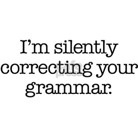 Corrected Grammar