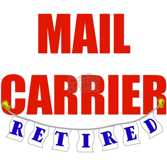 RETIRED MAIL CARRIER