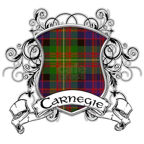 Carnegie Tartan Shield