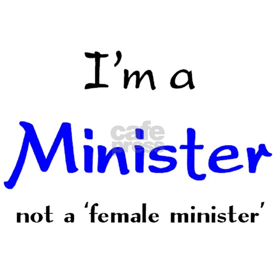 just minister