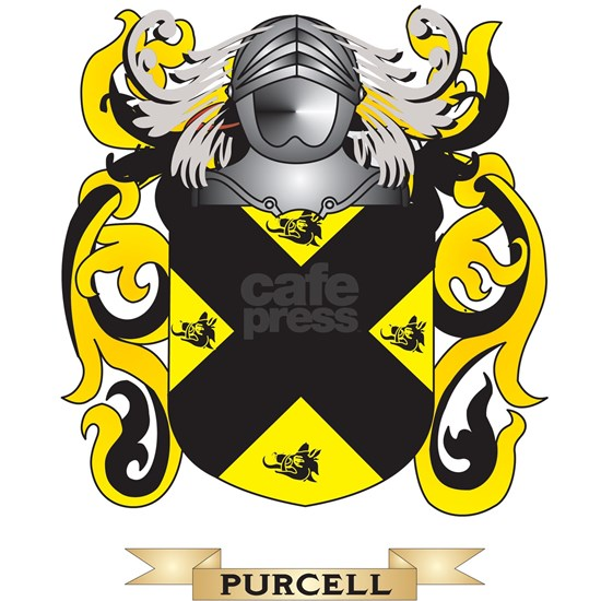 Purcell Coat of Arms (Family Crest)