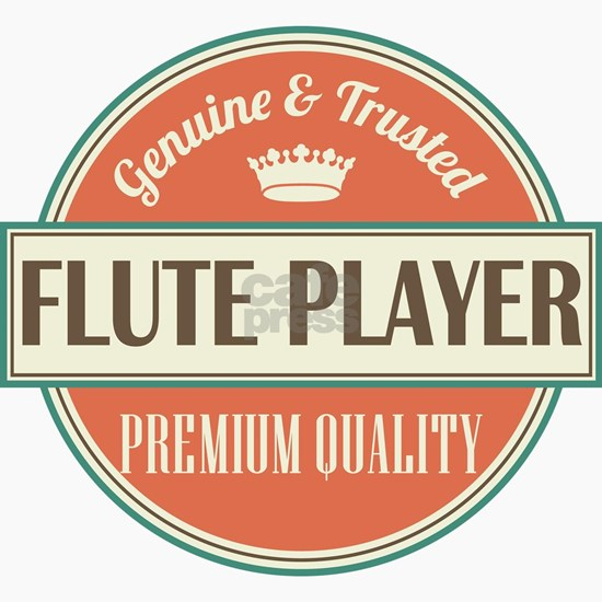 Flute Player Gift Idea