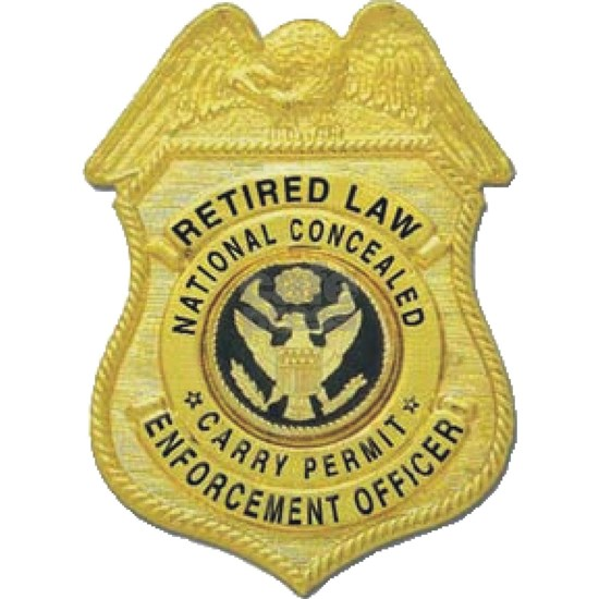 retired law enf officer