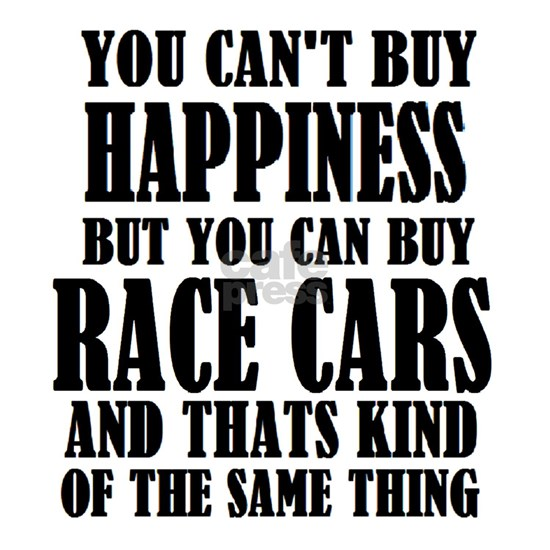 Happiness Race Cars