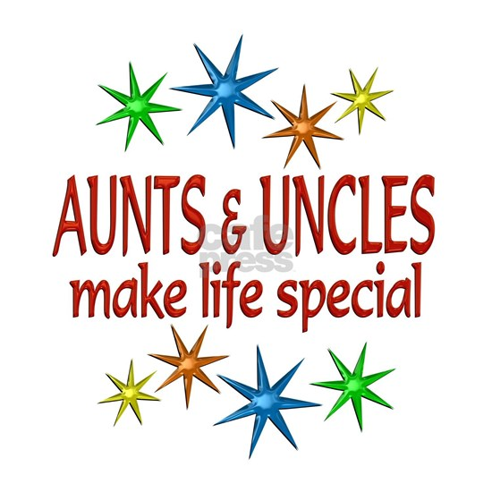 Special Aunt and Uncle