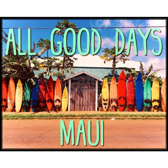 All Good Days Maui