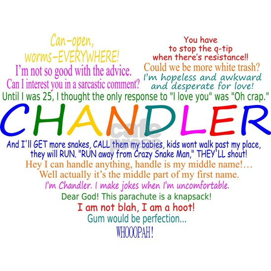 I Heart Chandler Quotes