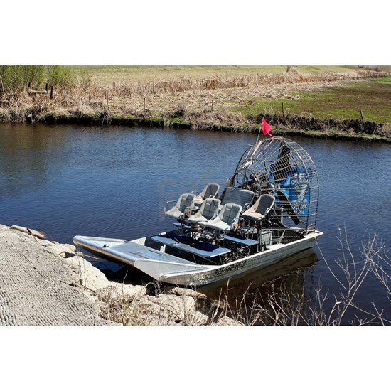 Florida swamp airboat 2