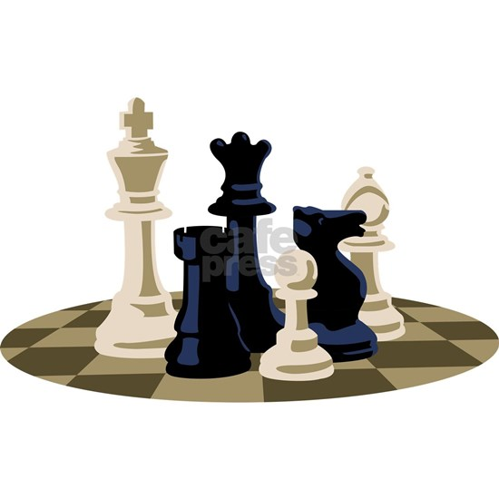 Chess Pieces Game