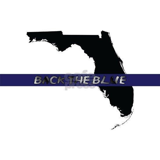 Back the Blue Florida
