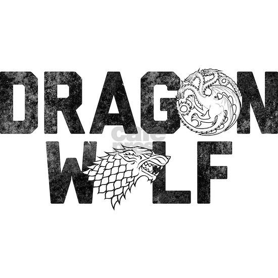 GOT Dragon Wolf