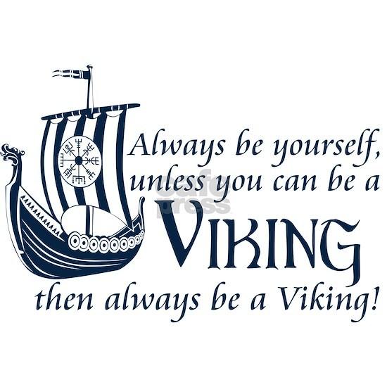 Be a Viking