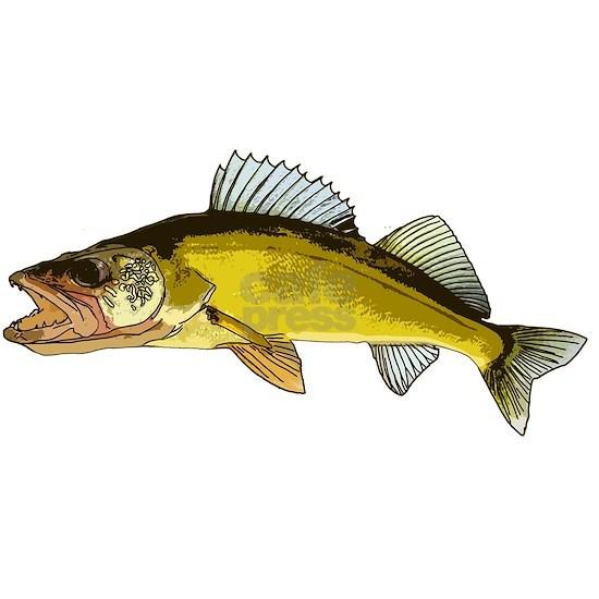 walleye art