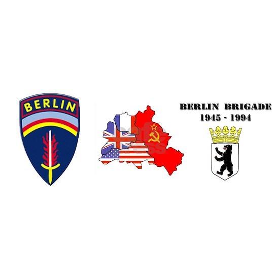 Berlin Brigade Stein 2013 edition