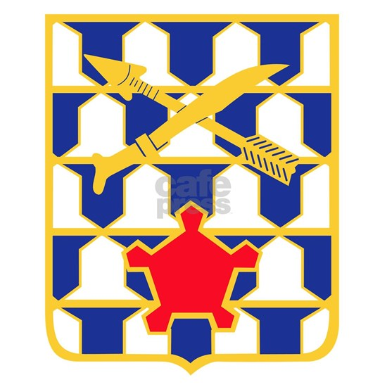 16th Infantry Regiment Insignia