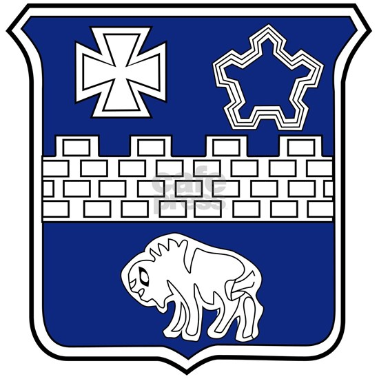 17th Infantry Regiment Military Patch
