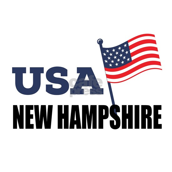 U.S.A New Hampshire State Designs