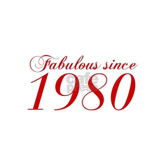 Fabulous since 1980-Cho Bod red2 300