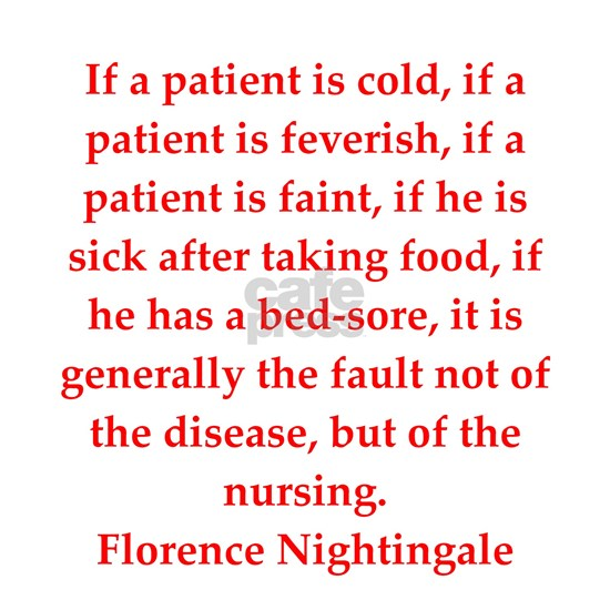 Florence Nightingale quote