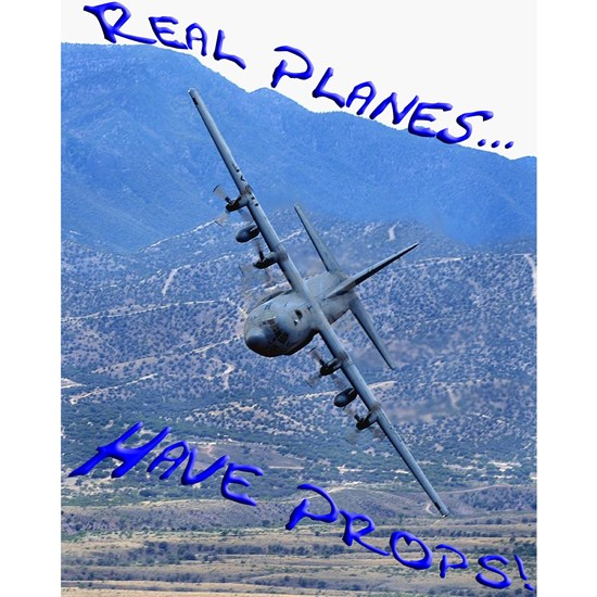 REAL PLANES