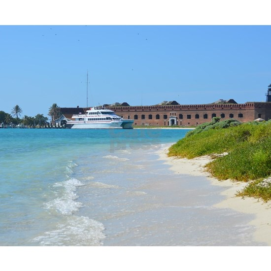 Dry Tortugas, Key West, FL