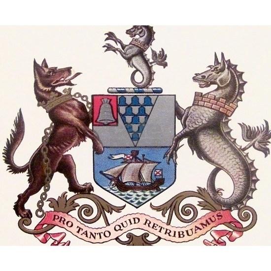 Belfast N Ireland Coat of Arms