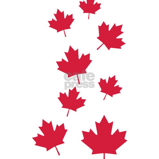 Canada Maple Leafs Dog Tags By
