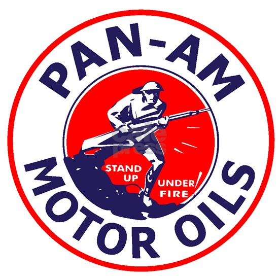 Pan Am Motor Oil 1