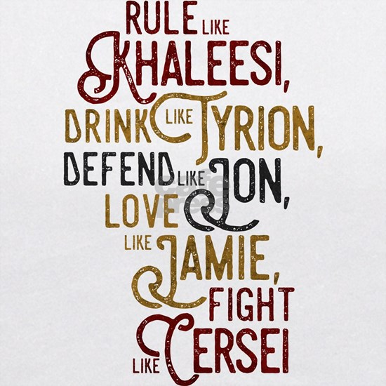 Game of Thrones Rule Like Khaleesi