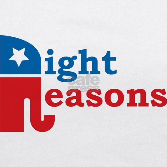 Republican for the right reasons!
