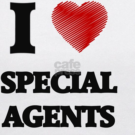 I love Special Agents