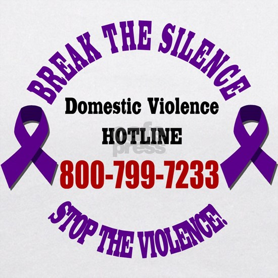 Break the Silence of Domestic Violence
