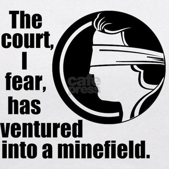 courtminefield