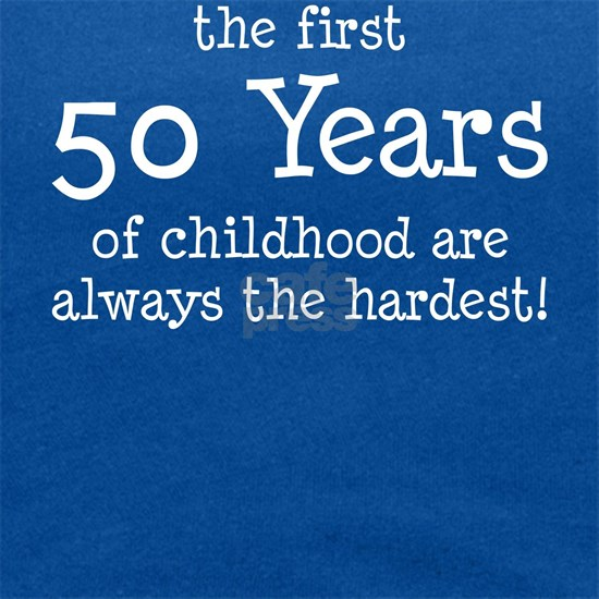 First 50 Years Childhood