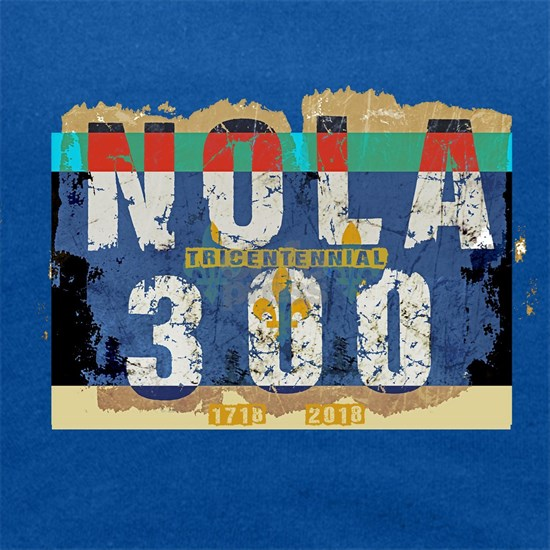 NOLA 300 Year Tricentennial Artwork