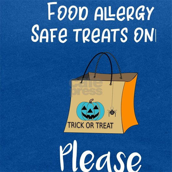 Teal Pumpkin Food Allergy Trick or Treat