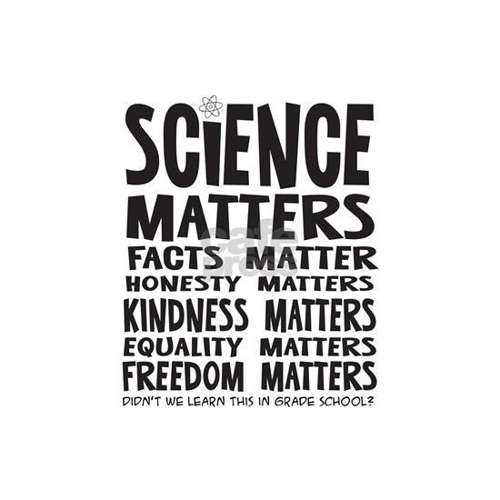 Science Matters Facts Matter