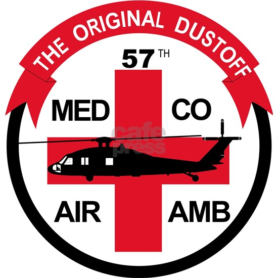 57th Air Medical Company - Dustoff