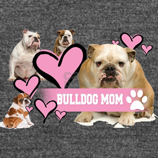English Bulldog Mom