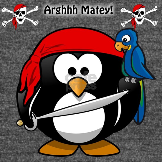 Penguin The Pirate