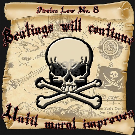 Pirate Law 8 (T)