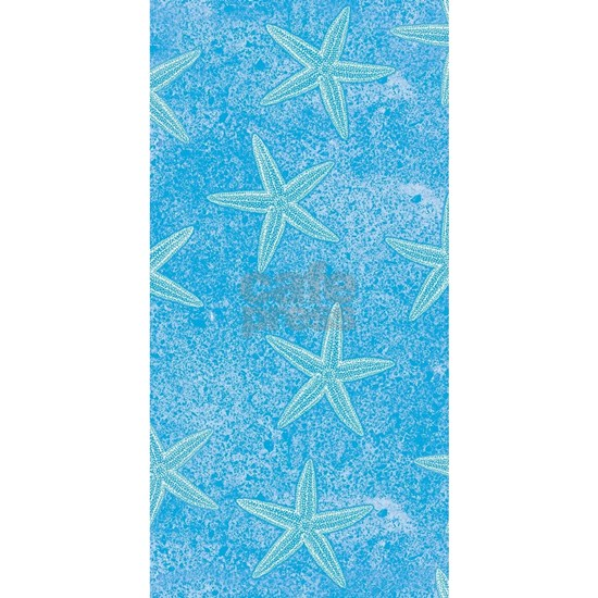 Blue Starfish Pattern