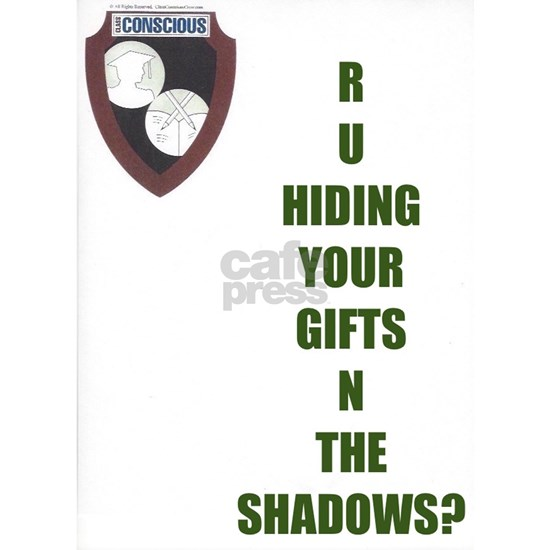 Hiding Your Gifts