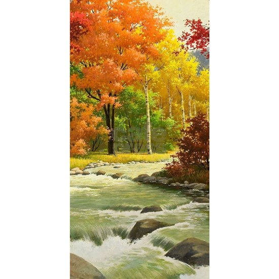 Autumn Landscape Painting