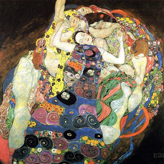 Klimt Virgin