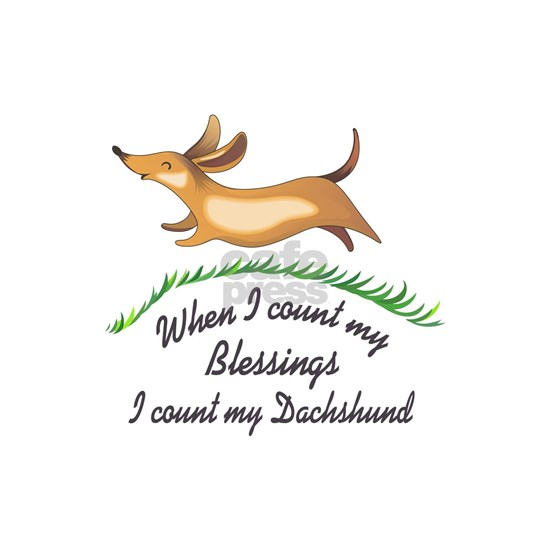 DACHSHUND BLESSINGS